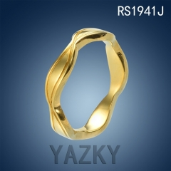New arrival gold plated popular ring